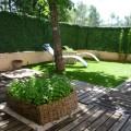 Salernes - Jardin