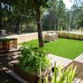 Salernes - Garden