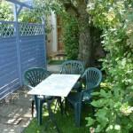jardinet privatif
