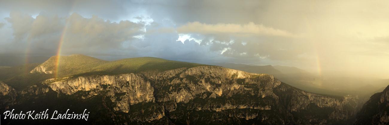 Le VERDON et son Grand Canyon